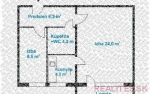 Predaj Byt Bratislava - Petržalka