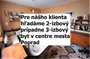 Predaj Byt Poprad