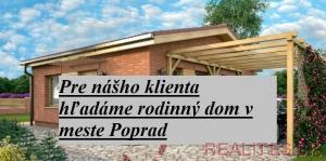 Predaj Dom Poprad